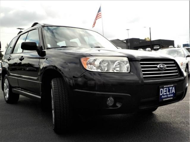 2008 Subaru Forester (Natl)