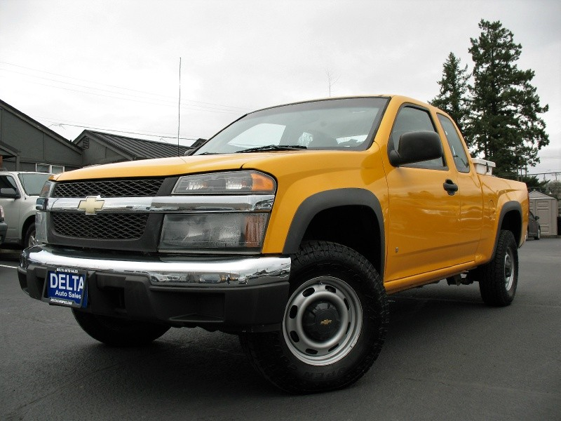 Chevrolet Colorado 2006 price $7,995