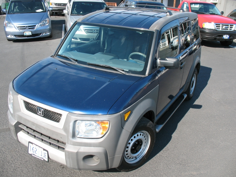Honda Element 2003 price $7,495