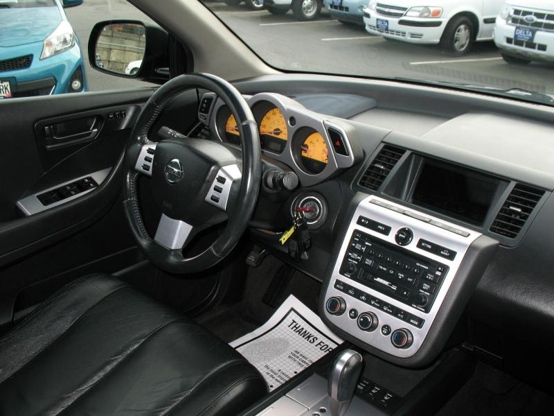 Nissan Murano 2004 price $5,995