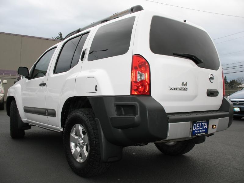Nissan Xterra 2012 price $10,995