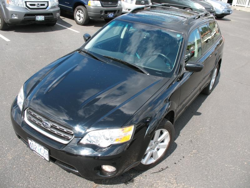 Subaru Outback 2007 price $9,995