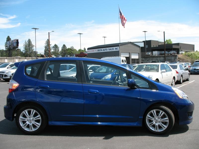 Honda Fit 2009 price $7,995