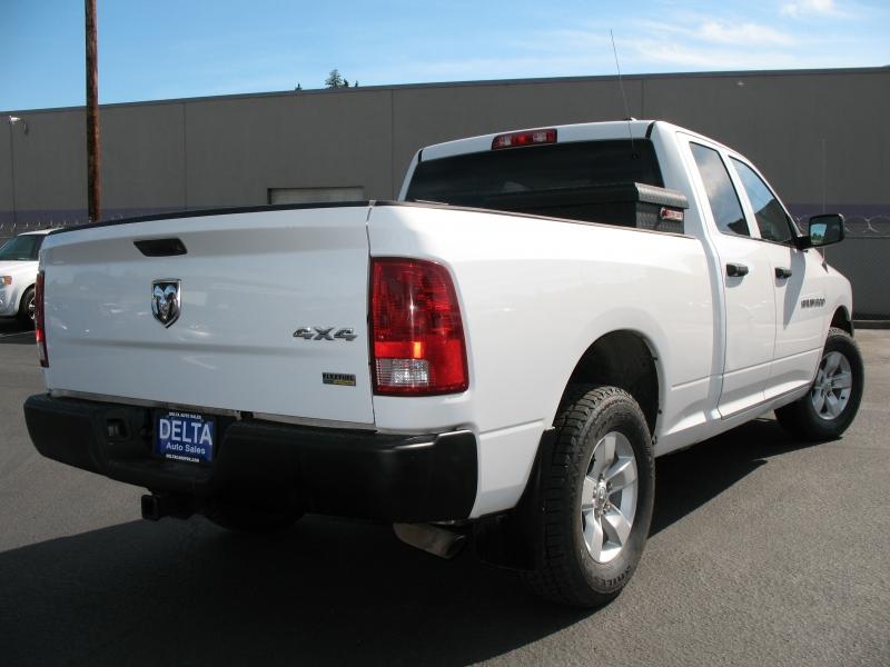 RAM 1500 2012 price $13,495