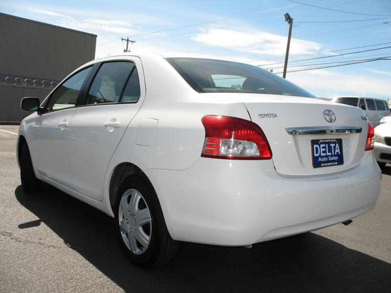 Toyota Yaris 2011 price $6,995