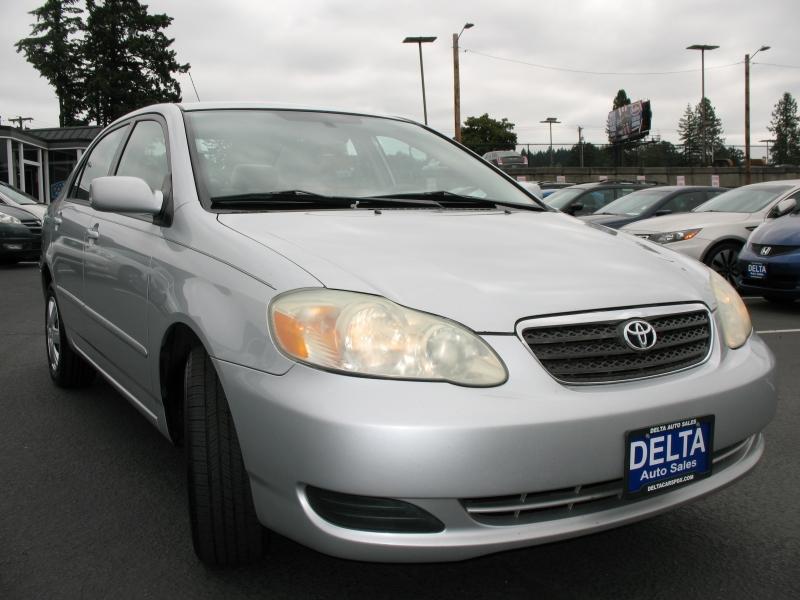 Toyota Corolla 2005 price $6,995