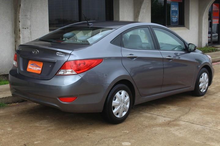 Hyundai Accent 2014 price $5,988