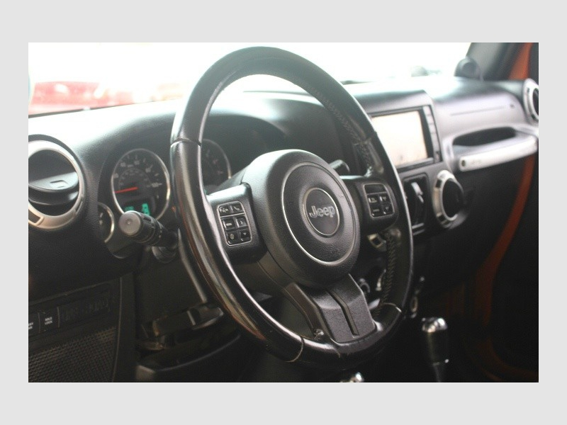 Jeep Wrangler Unlimited 2011 price $19,988