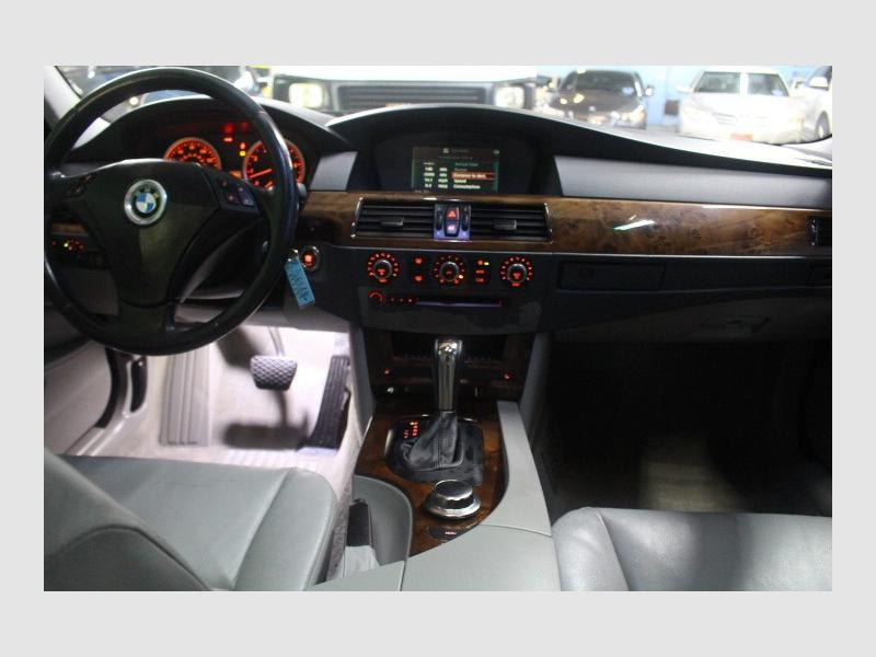BMW 5-Series 2007 price $4,488