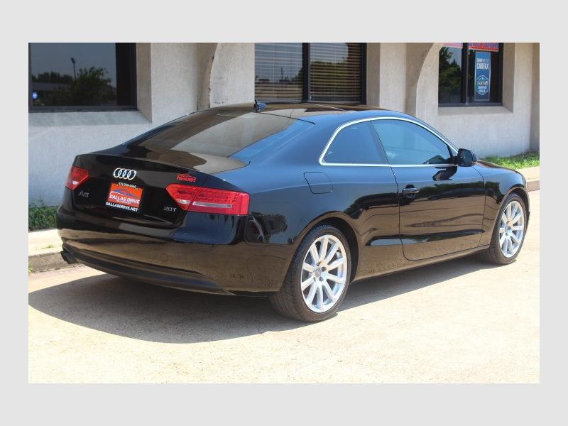 Audi A5 2012 price $9,588