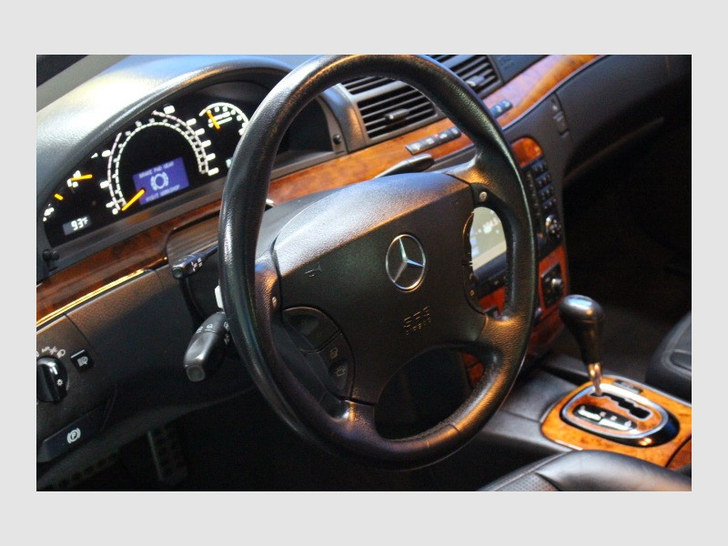 Mercedes-Benz S-Class 2005 price $8,688