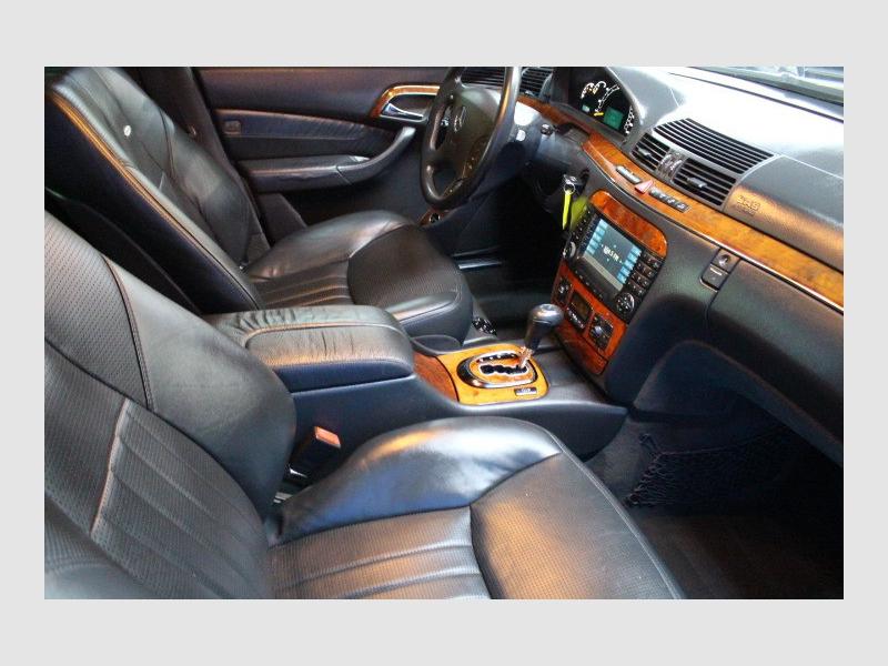 Mercedes-Benz S-Class 2005 price $8,688