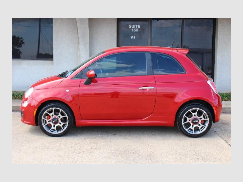 Fiat 500 2013 price $5,488