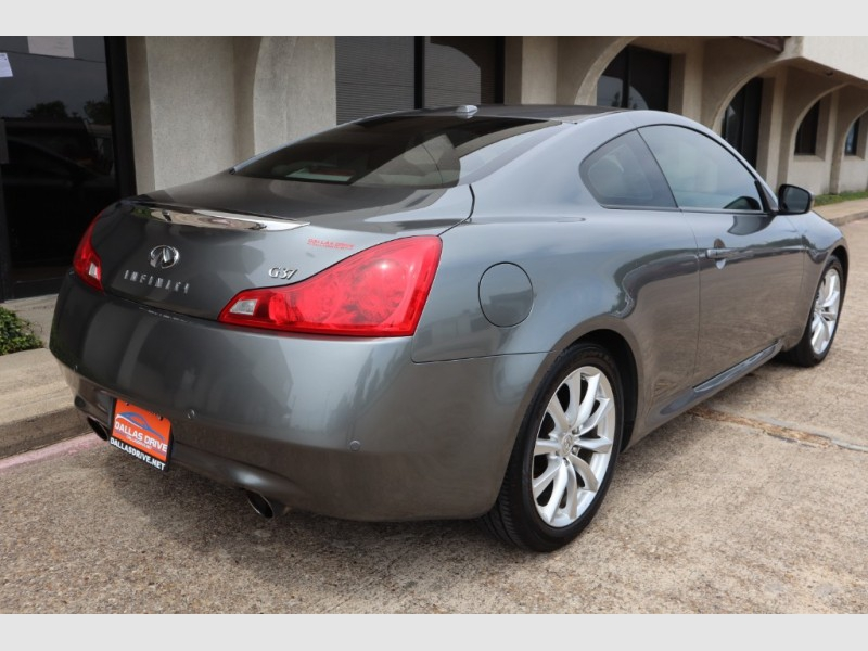 Infiniti G37 Coupe 2011 price $10,788