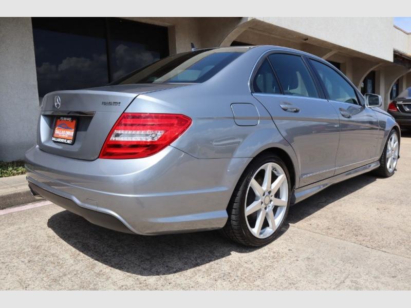 Mercedes-Benz C-Class 2014 price $13,988