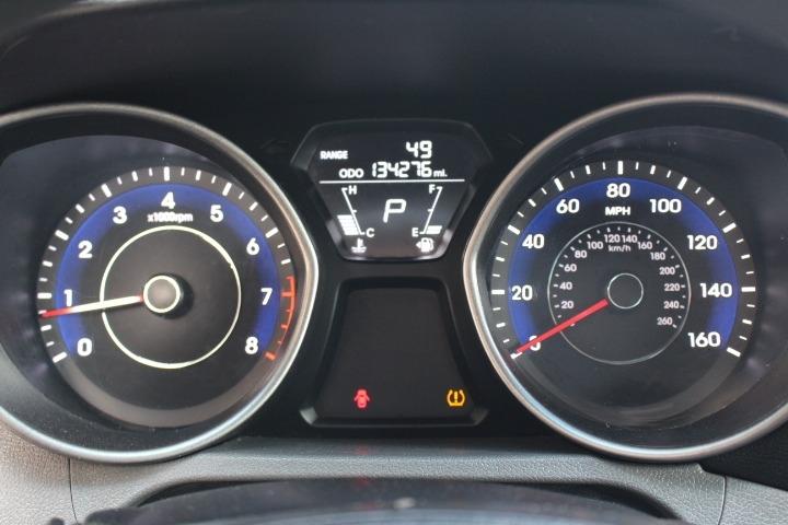 Hyundai Elantra 2011 price $5,288