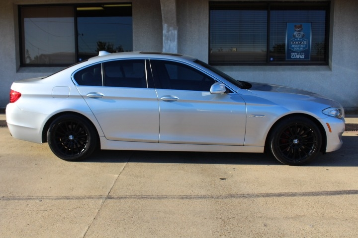 BMW 5-Series 2011 price $9,588