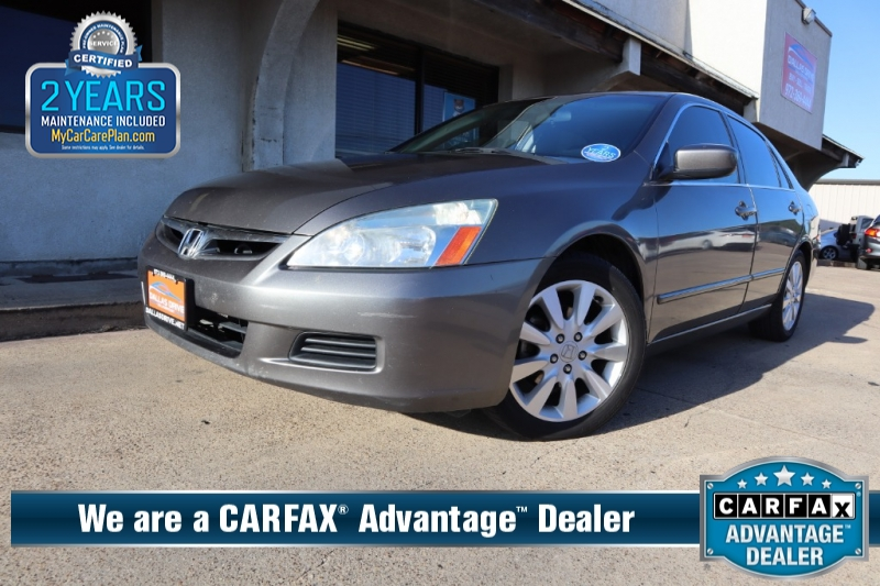 Honda Accord Sdn 2006 price $4,788