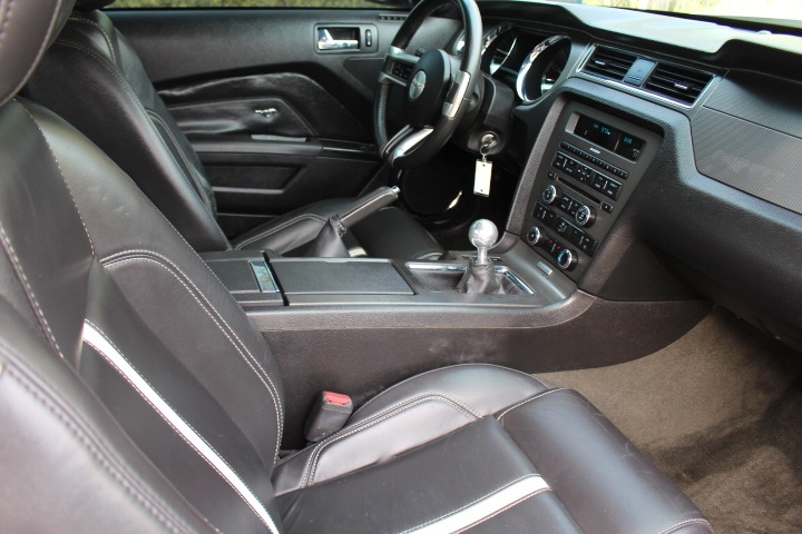 Ford Mustang 2012 price $10,988