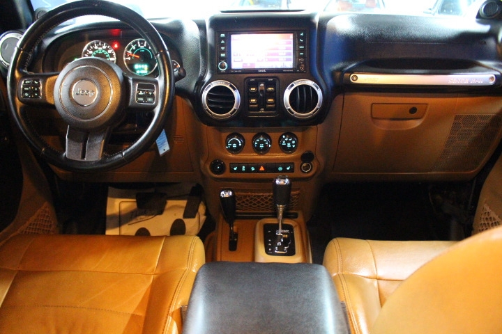 Jeep Wrangler Unlimited 2012 price $19,788