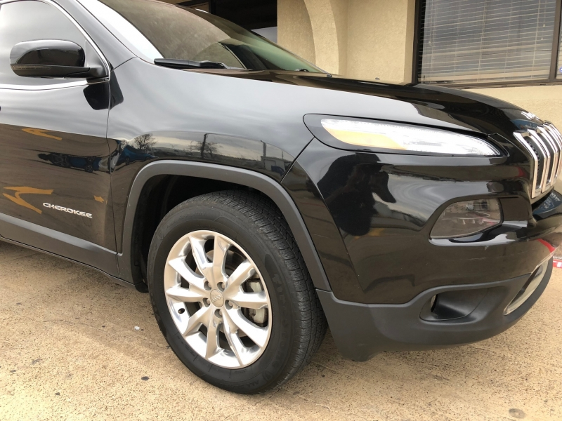 Jeep Cherokee 2015 price $11,988