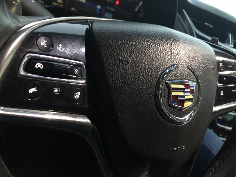 Cadillac CTS Sedan 2014 price $12,988