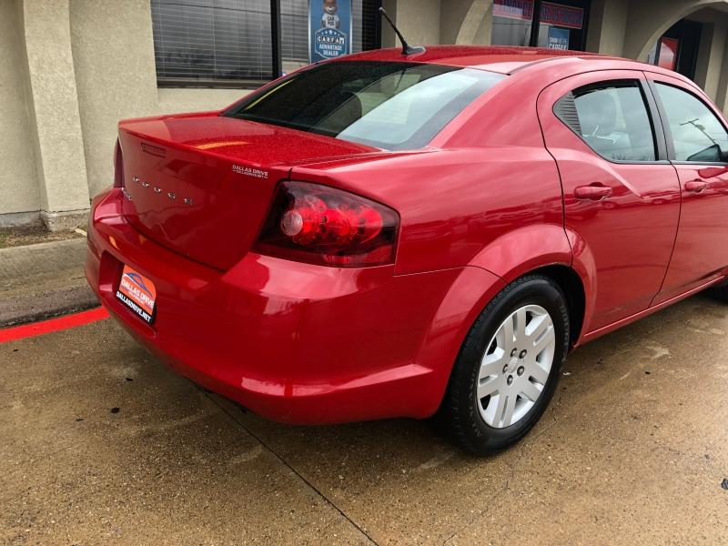 Dodge Avenger 2013 price $5,288