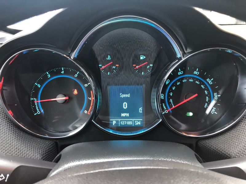 Chevrolet Cruze 2011 price $5,788