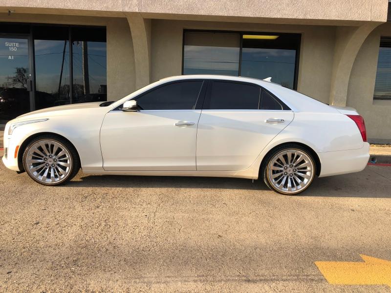 Cadillac CTS Sedan 2014 price $16,688