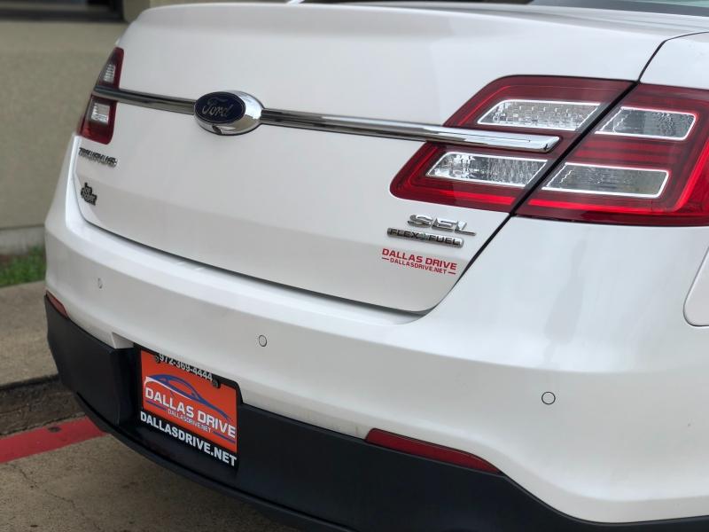 Ford Taurus 2017 price $10,988