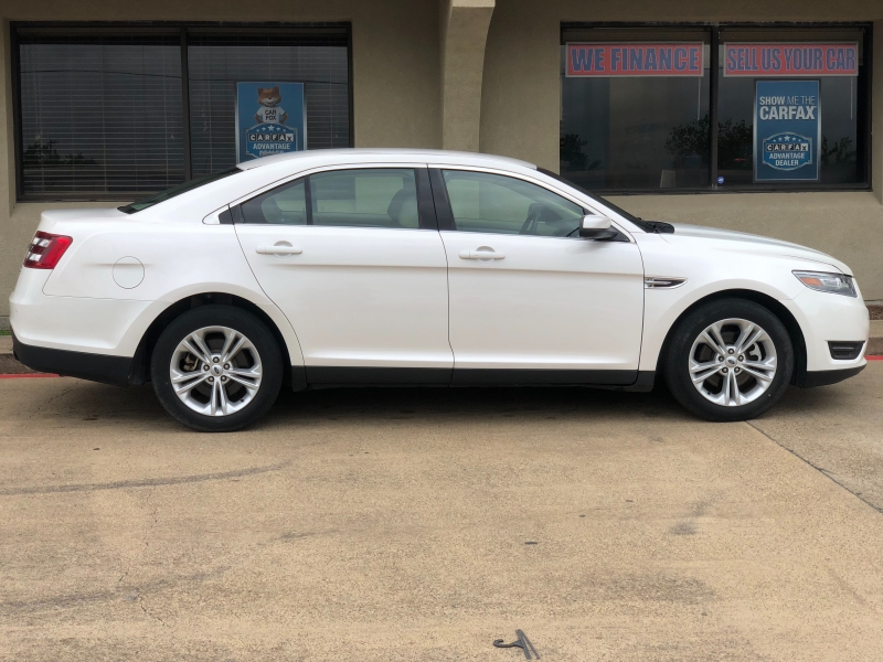 Ford Taurus 2017 price $10,988