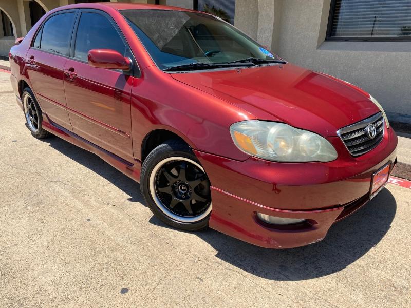 Toyota Corolla 2007 price $2,788