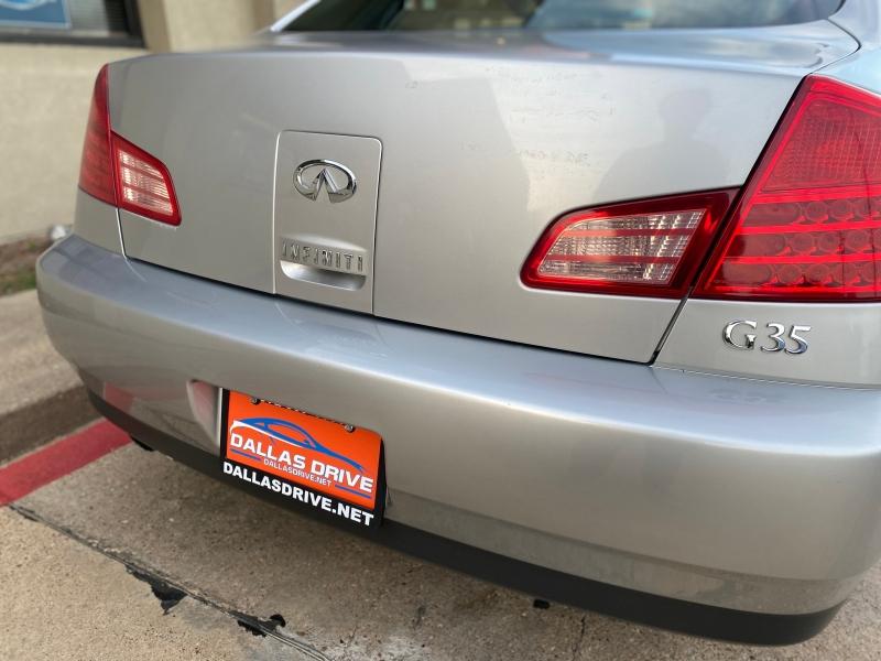 Infiniti G35 Sedan 2003 price $4,788