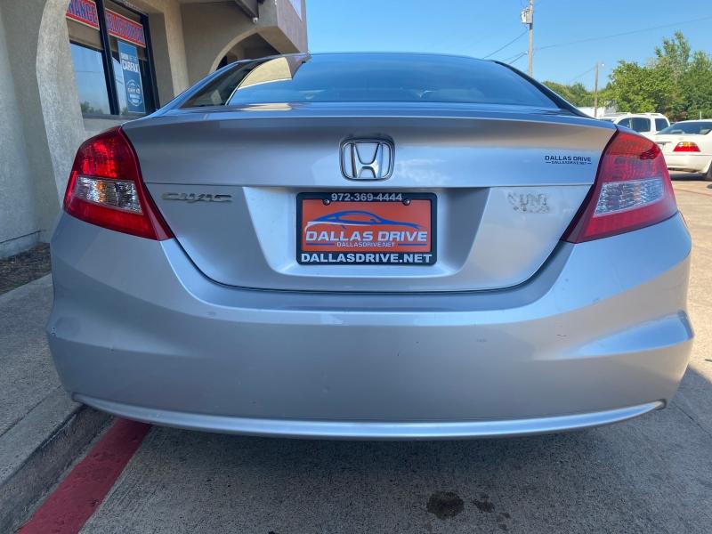 Honda Civic Coupe 2012 price $4,988
