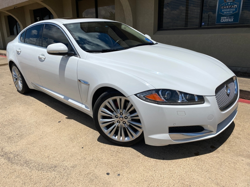 Jaguar XF 2012 price $10,488