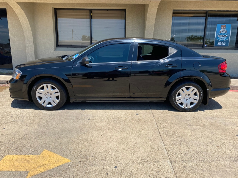 Dodge Avenger 2014 price $6,988