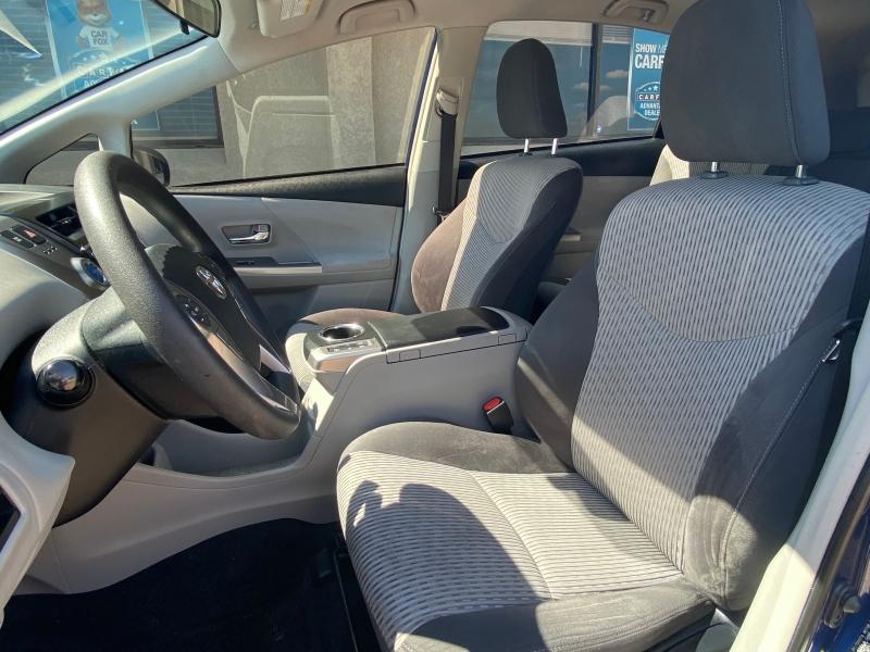 Toyota Prius v 2015 price $11,588