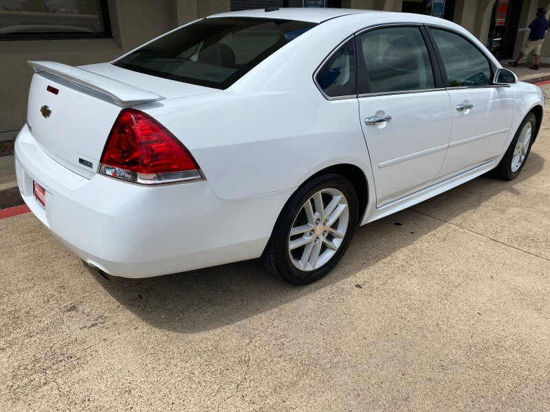 Chevrolet Impala 2012 price $5,388
