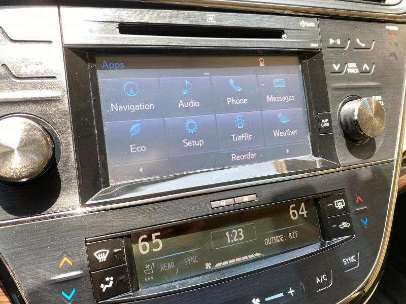 Toyota Avalon Hybrid 2015 price $11,488