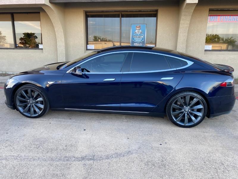 Tesla Model S 2013 price $30,488