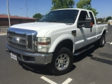 Ford F-250 Super Duty Super Cab XLT 2008