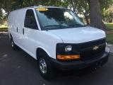 Chevrolet Express Cargo Van 2012