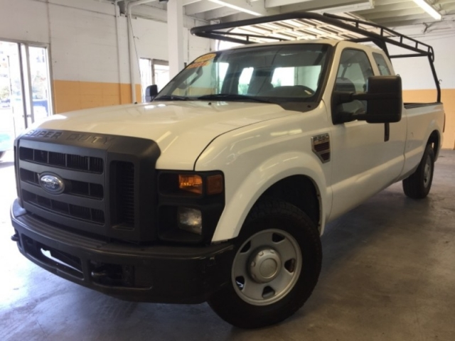 2008 Ford Super Duty F-250 Diesel