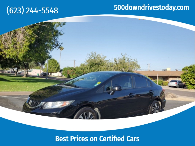 Honda Civic Sedan 2013 price $10,995