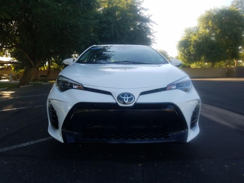 Toyota Corolla 2017 price $12,695