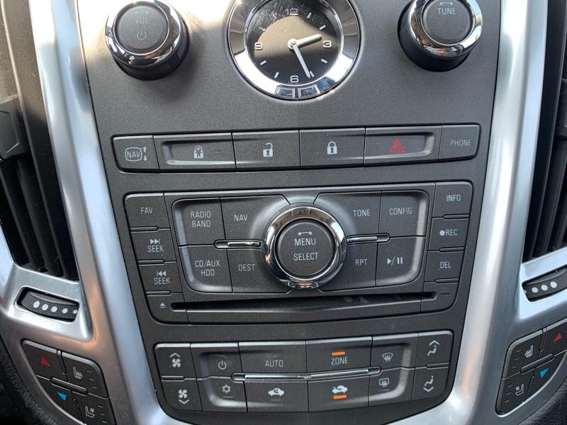 2010 Cadillac SRX AWD 4dr Premium Collection