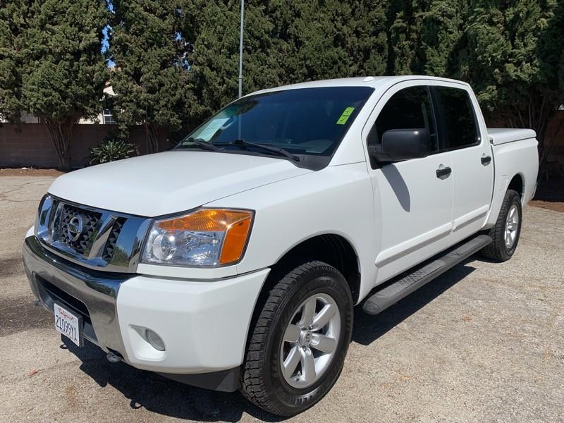 Nissan Titan 2013 price $15,988