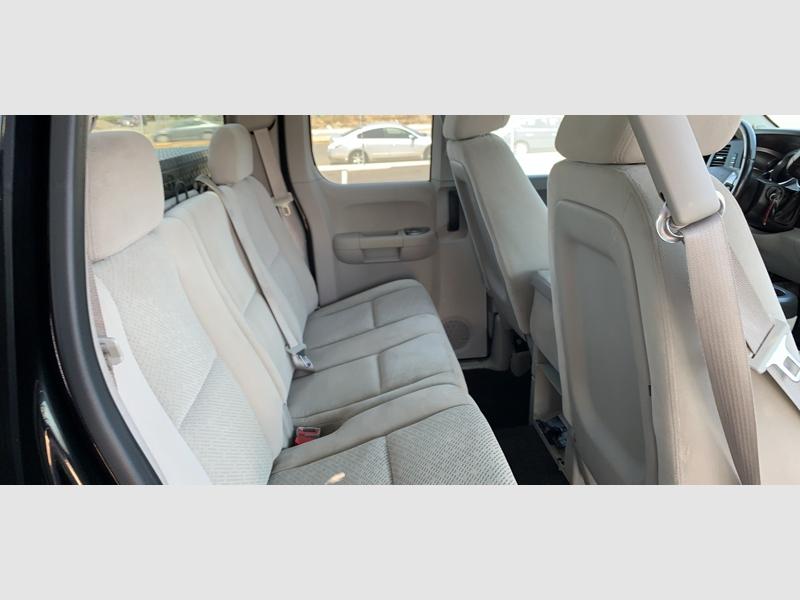 Chevrolet Silverado 1500 2007 price $10,988