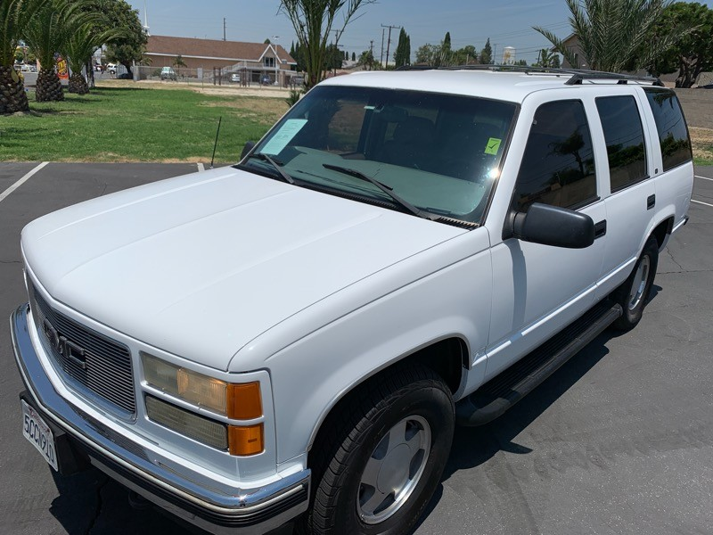 GMC Yukon 1999 price $3,995
