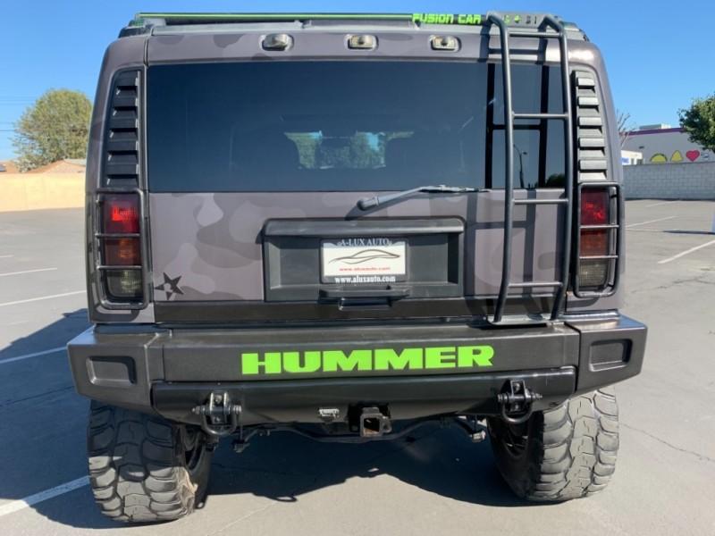 Hummer H2 2003 price $12,999